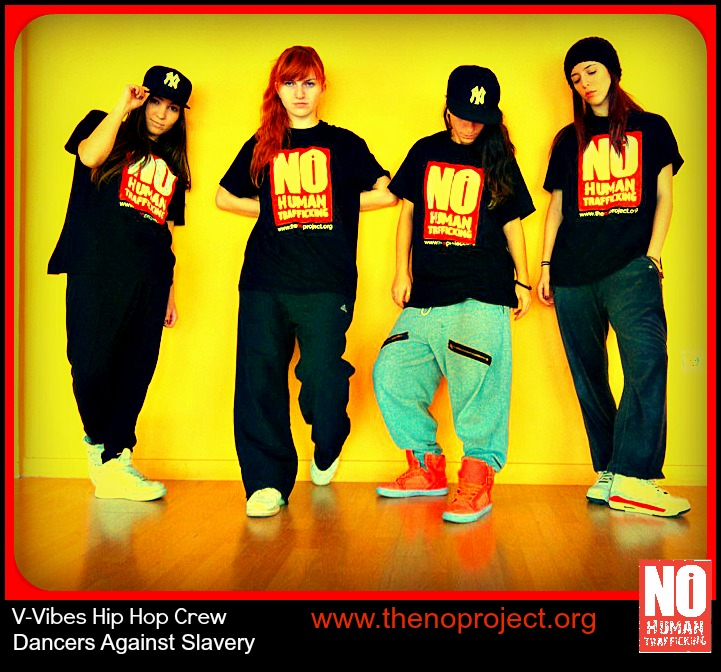 V-Vibes Hip Hop Crew