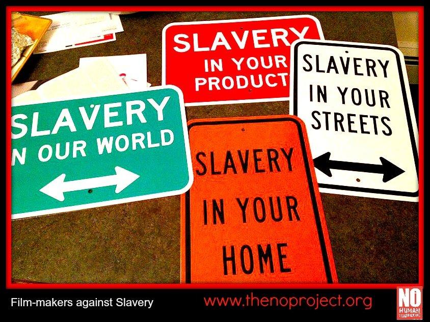 Film-makes Against Slavery