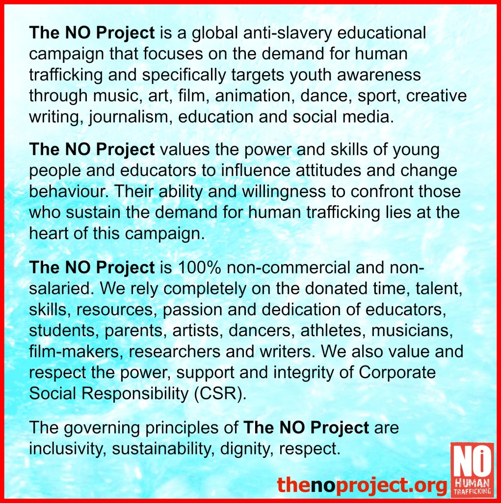 THE NO PROJECT