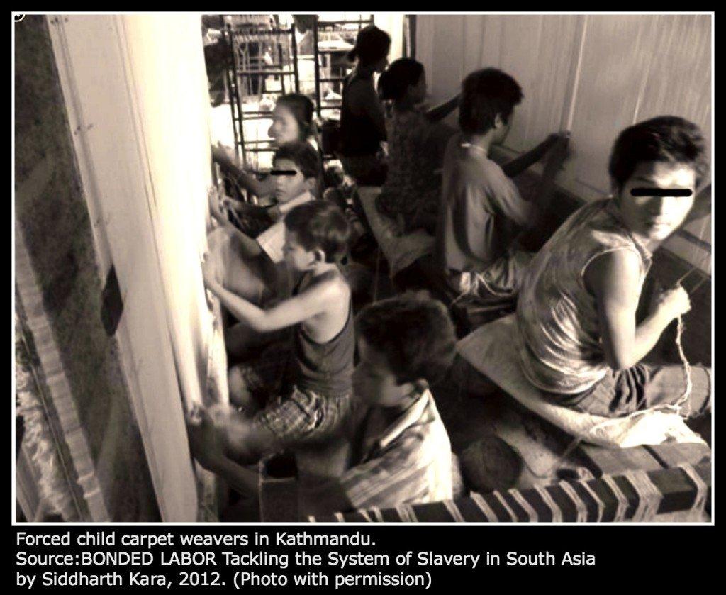 Child slaves Kathmandu FINAL