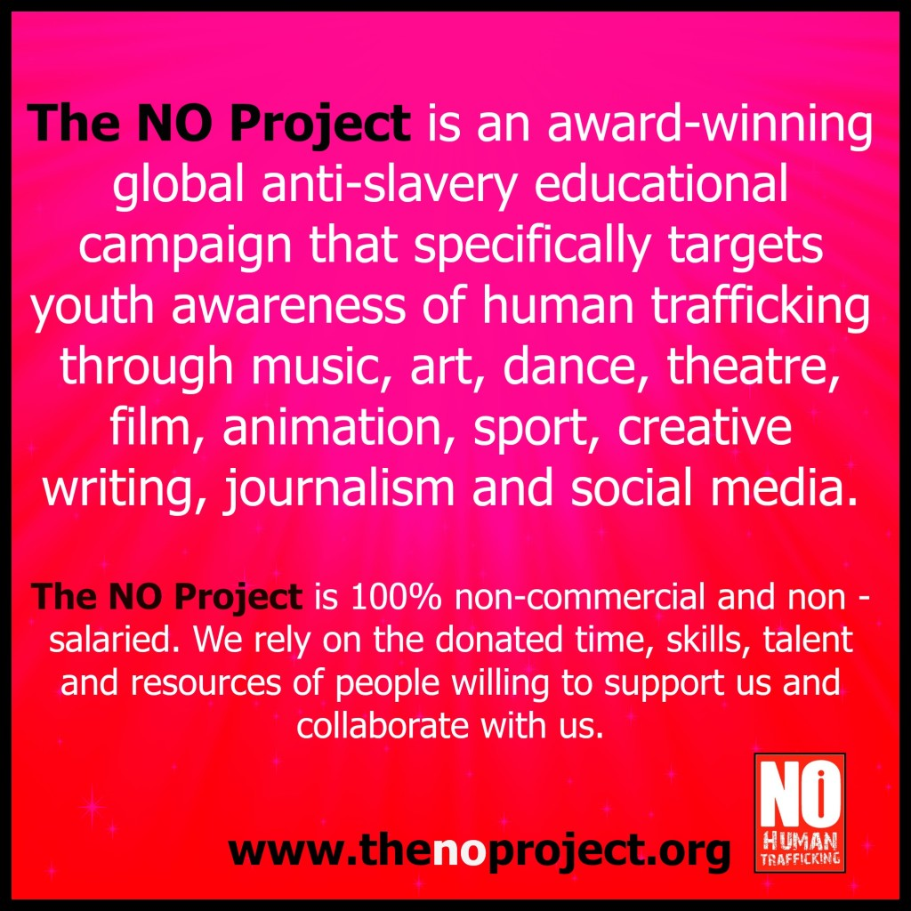 The NO Project pink